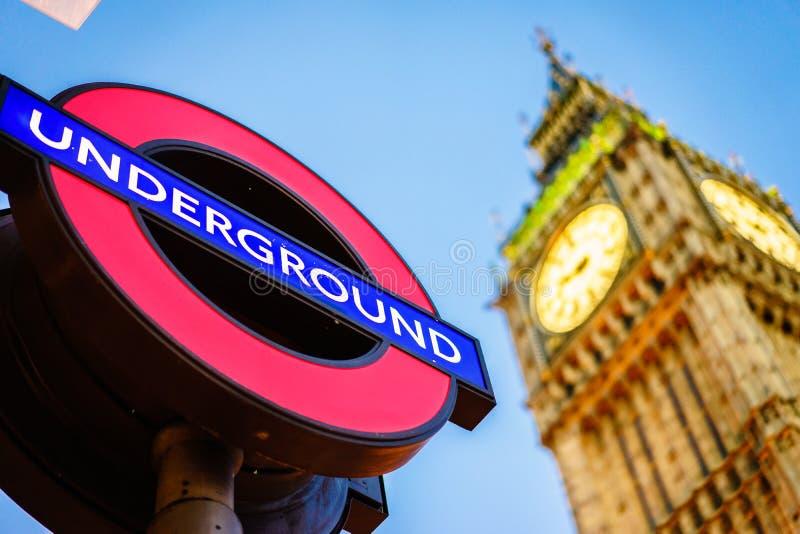 σύμβολο του Λονδίνου β&al στοκ εικόνες