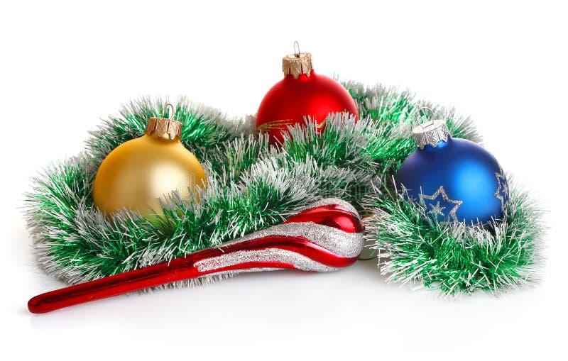 σύνθεση Χριστουγέννων στοκ εικόνα