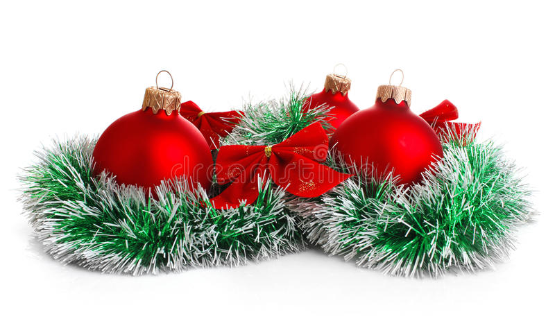 σύνθεση Χριστουγέννων στοκ φωτογραφίες με δικαίωμα ελεύθερης χρήσης