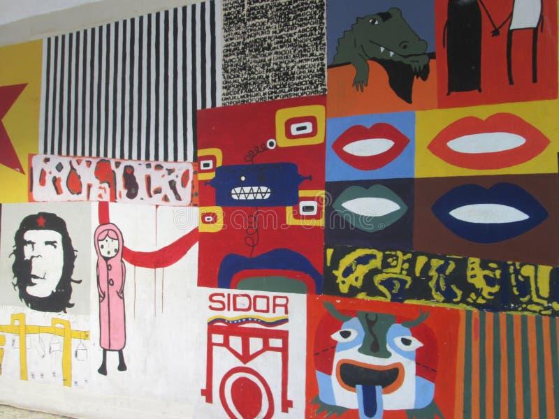 Σύνθετη τοιχογραφία στοκ φωτογραφίες με δικαίωμα ελεύθερης χρήσης