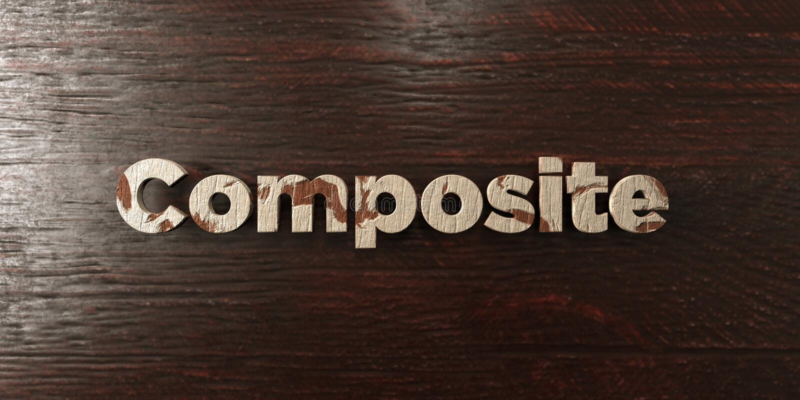 Σύνθετο - βρώμικος ξύλινος τίτλος στο σφένδαμνο - τρισδιάστατο δικαίωμα ελεύθερη εικόνα αποθεμάτων απεικόνιση αποθεμάτων