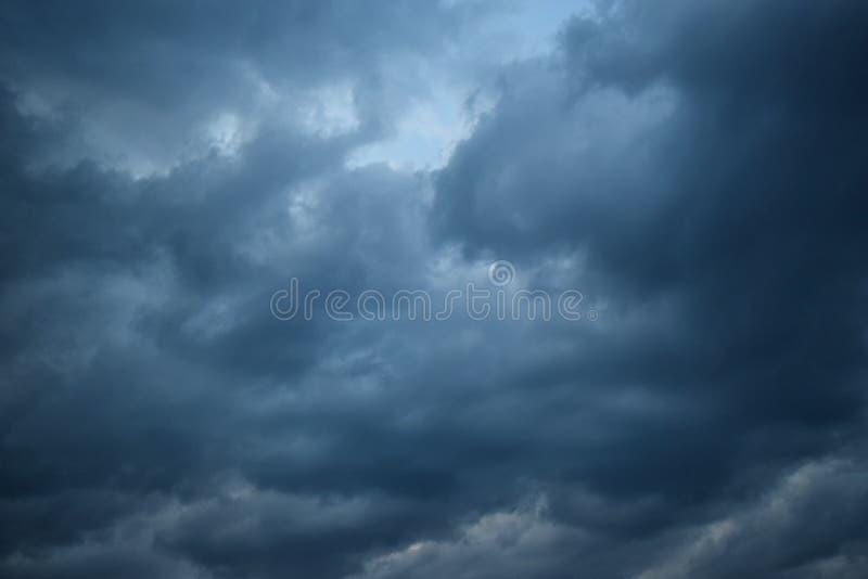 Σύννεφα υποβάθρου πριν από τη καταιγίδα για τις ανάγκες σας στοκ φωτογραφίες με δικαίωμα ελεύθερης χρήσης
