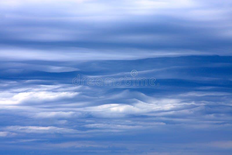 σύννεφα asperatus στοκ φωτογραφίες με δικαίωμα ελεύθερης χρήσης