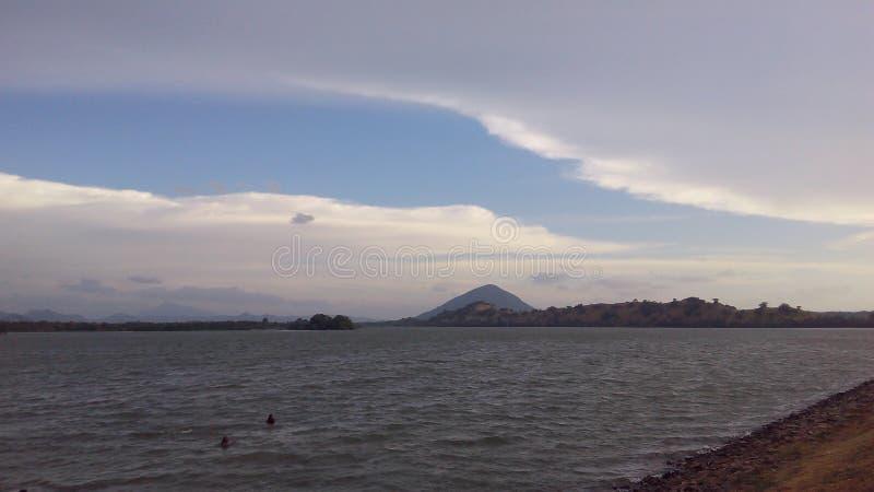 Σύννεφα Beautyful στοκ εικόνες