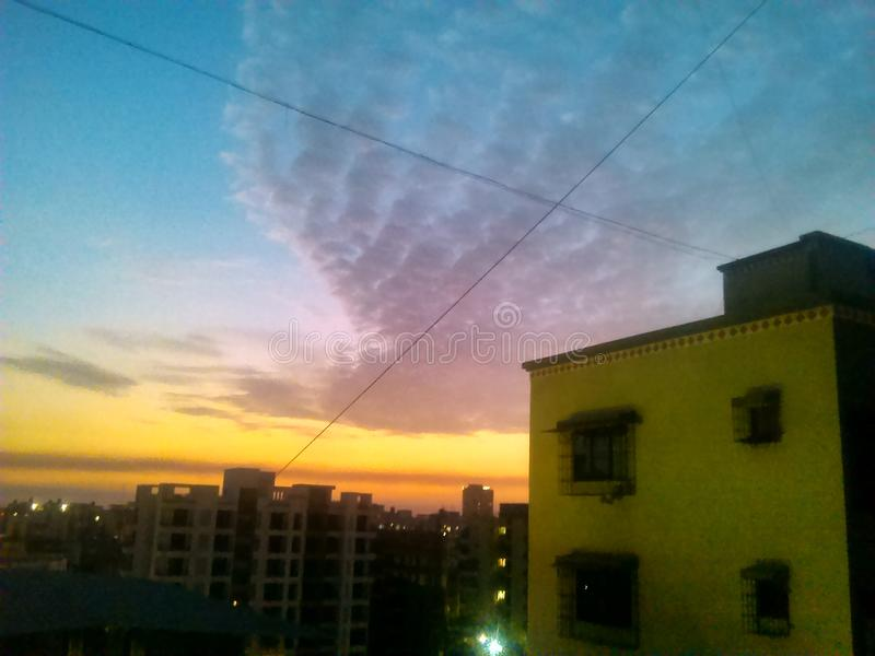 Σύννεφο αετών στοκ φωτογραφία με δικαίωμα ελεύθερης χρήσης