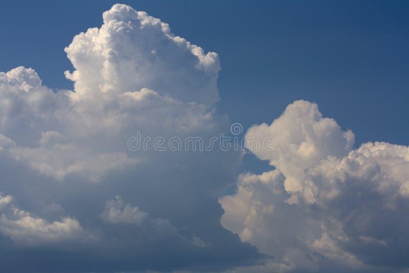 Σύννεφο θύελλας στοκ φωτογραφία με δικαίωμα ελεύθερης χρήσης