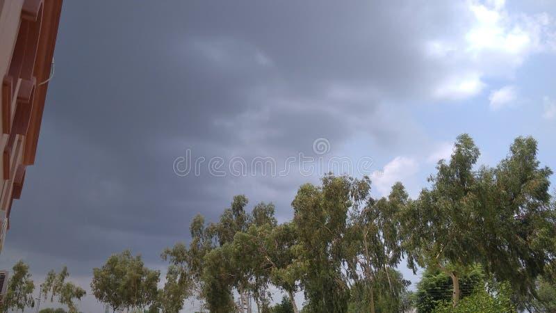 σύννεφο μεγάλο στοκ εικόνες