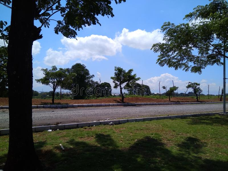 Σύννεφο στο υπόβαθρο στοκ φωτογραφία με δικαίωμα ελεύθερης χρήσης