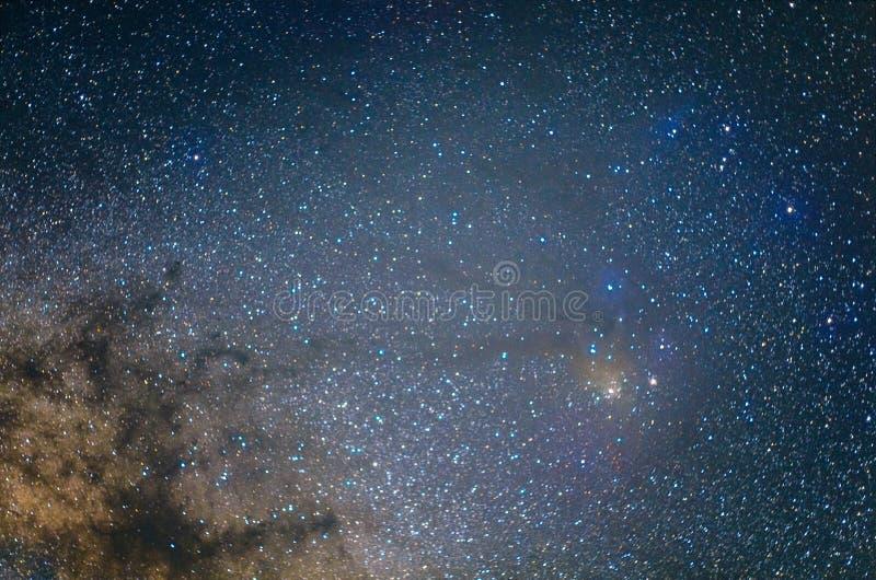 Σύννεφο Ophiuchus Rho στοκ φωτογραφία με δικαίωμα ελεύθερης χρήσης