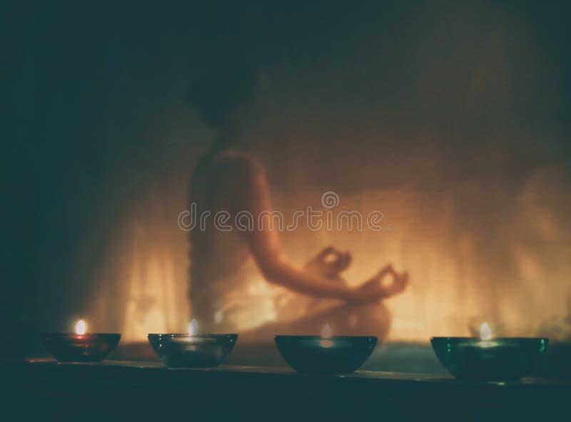 Σύνοδος ι Meditating στοκ φωτογραφίες με δικαίωμα ελεύθερης χρήσης