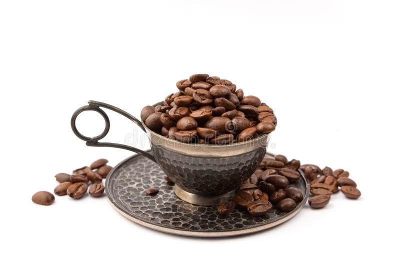 σύνολο φλυτζανιών καφέ φα&s στοκ φωτογραφία με δικαίωμα ελεύθερης χρήσης