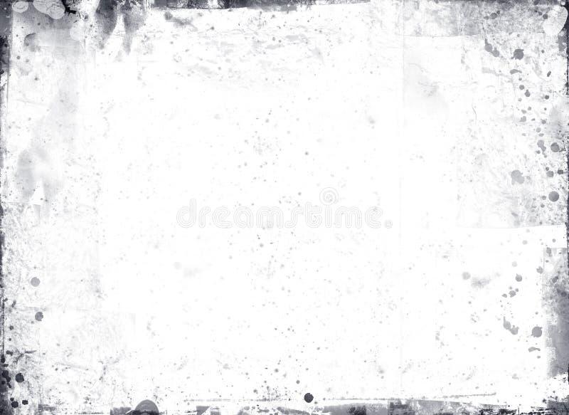 σύνορα grunge απεικόνιση αποθεμάτων