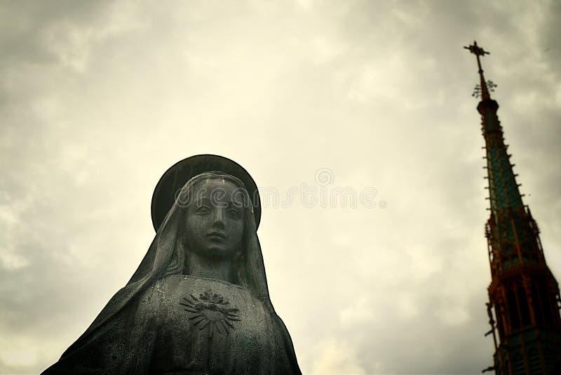 Σύνολο της Mary της Grace στοκ φωτογραφίες με δικαίωμα ελεύθερης χρήσης