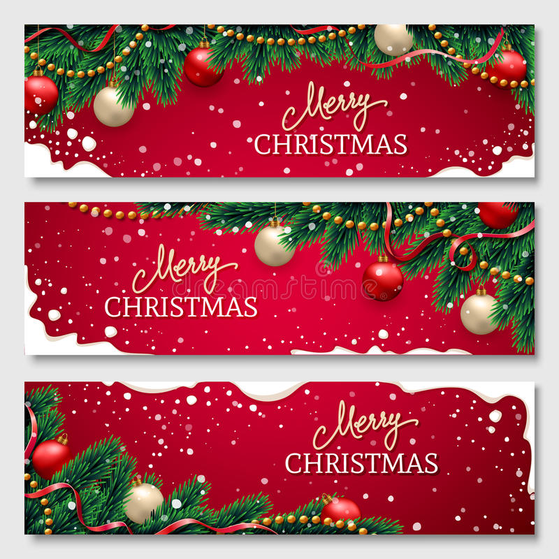 σύνολο Χριστουγέννων εμ&bet απεικόνιση αποθεμάτων