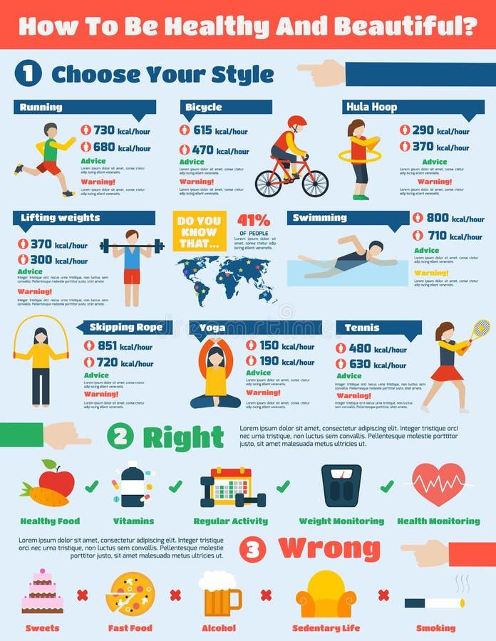 Σύνολο Infographics ικανότητας διανυσματική απεικόνιση