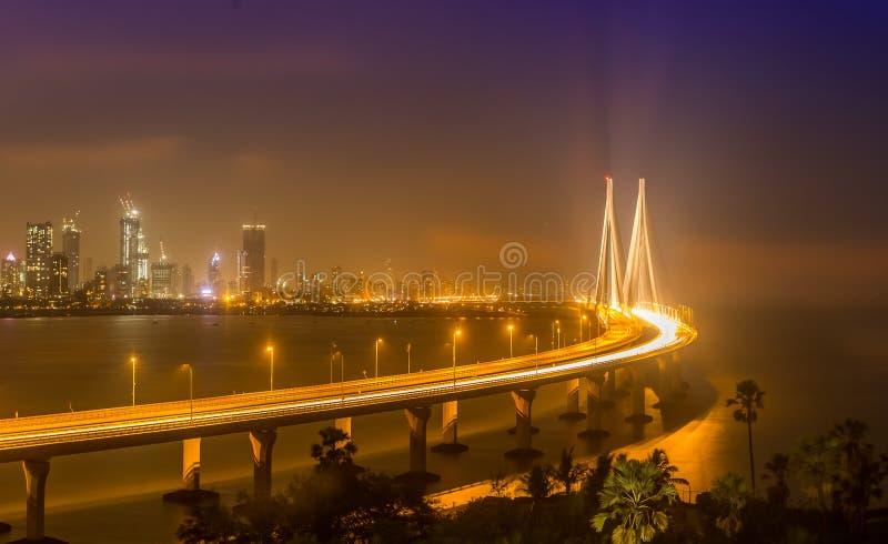 Σύνδεση θάλασσας, Mumbai, Ινδία στοκ φωτογραφία με δικαίωμα ελεύθερης χρήσης