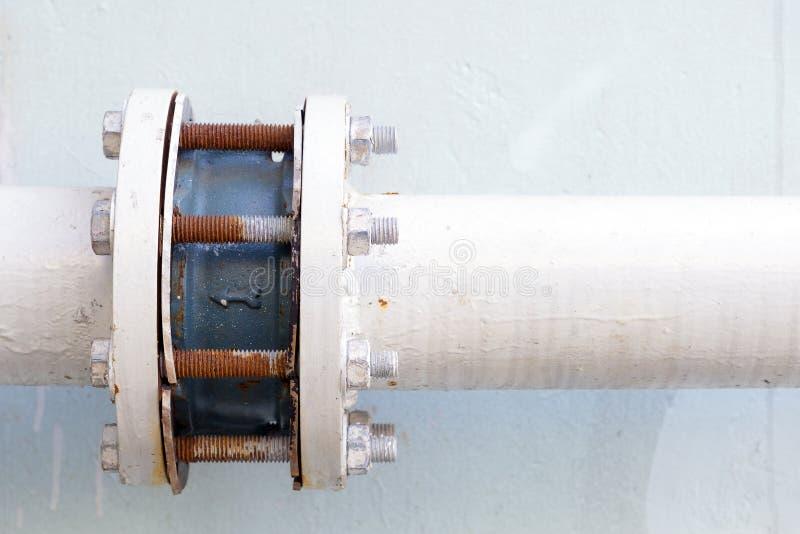 Σύνδεση σωληνώσεων στοκ φωτογραφία με δικαίωμα ελεύθερης χρήσης