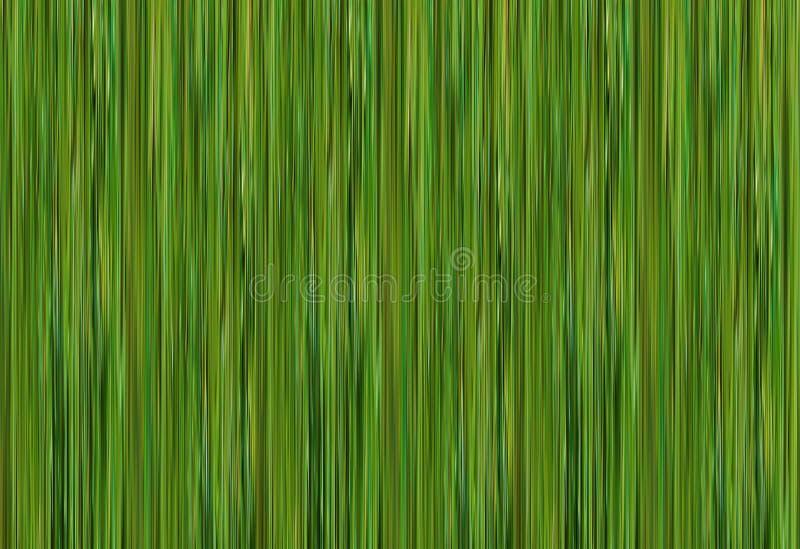 Σύστασης πράσινη επίδρασης μπαμπού κορμών βάση eco υποβάθρου γραμμική ελεύθερη απεικόνιση δικαιώματος