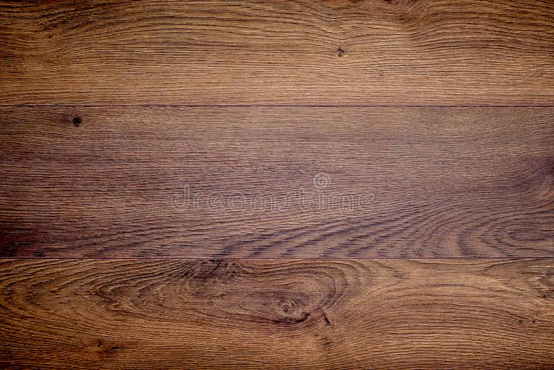 Σύσταση δρύινου ξύλου σκοτεινό υπόβαθρο για το σχέδιο στοκ φωτογραφίες