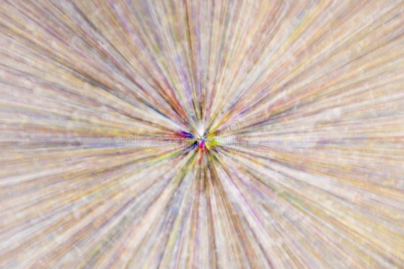 Σύσταση ζουμ θαμπάδων στρεβλώσεων στοκ φωτογραφία με δικαίωμα ελεύθερης χρήσης
