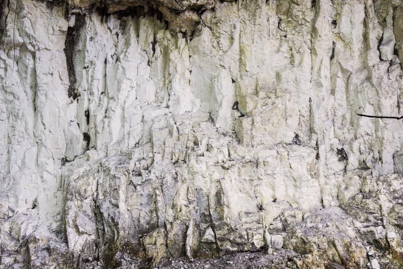 Σύσταση και η άποψη του κρητιδικού βουνού στοκ εικόνα