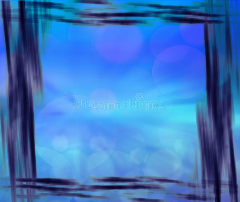 Σύσταση και υπόβαθρο Grunge για το κείμενο και την εικόνα απεικόνιση αποθεμάτων