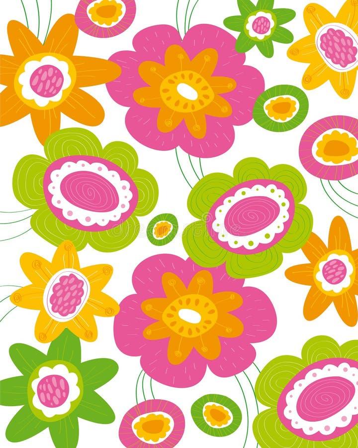 σύσταση λουλουδιών απεικόνιση αποθεμάτων
