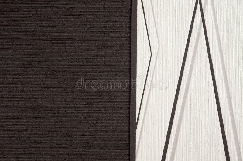 Σύσταση ντεκόρ τοίχων καφετιά στοκ φωτογραφία με δικαίωμα ελεύθερης χρήσης
