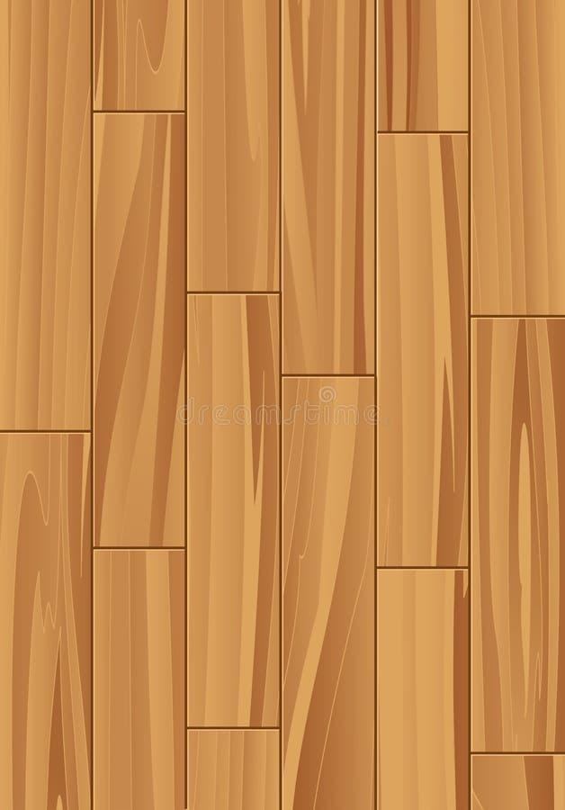 σύσταση ξύλινη διανυσματική απεικόνιση