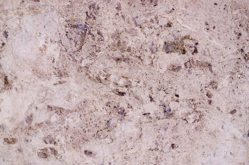 Σύσταση που διανθίζεται μαρμάρινη με το χαλαζία υπόβαθρο, γεωλογικό στοκ εικόνες