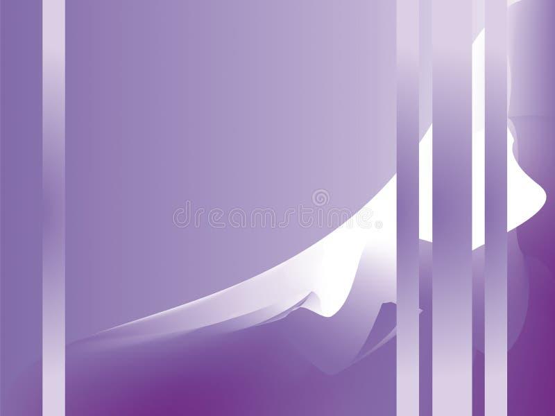 Σύσταση στις σκιές του πορφυρού χρώματος και τις πορφυρές λουρίδες του ποικίλου μεγέθους ελεύθερη απεικόνιση δικαιώματος