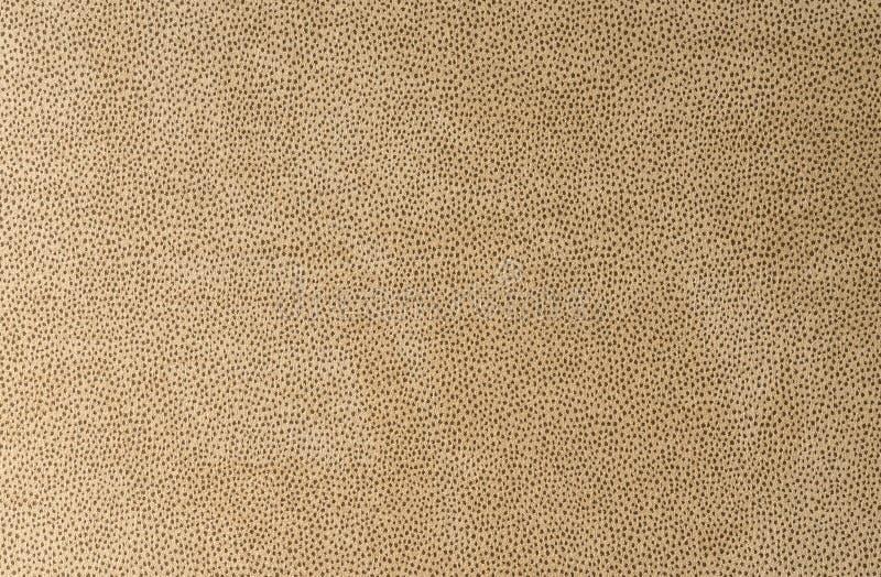 Σύσταση της ριγωτής λεοπάρδαλης υφάσματος τυπωμένων υλών για το υπόβαθρο στοκ φωτογραφία