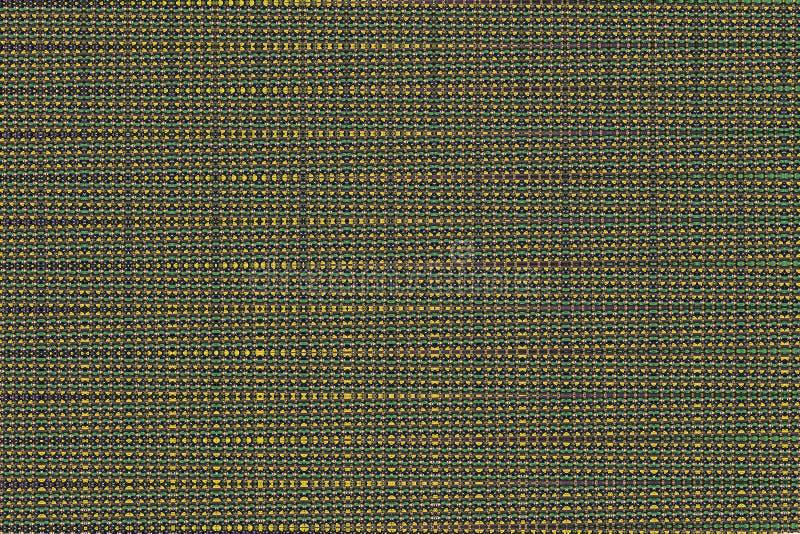 Σύσταση της ριγωτών λεοπάρδαλης και του λουλουδιού υφάσματος τυπωμένων υλών για το υπόβαθρο στοκ εικόνα