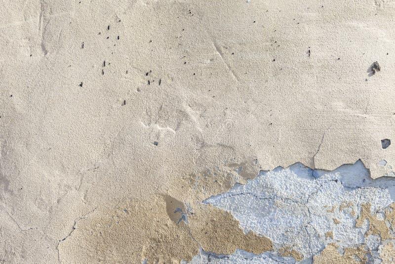 Σύσταση τοίχων ασβεστοκονιάματος Ηλικίας σύσταση τοίχων τσιμέντου στοκ φωτογραφία με δικαίωμα ελεύθερης χρήσης