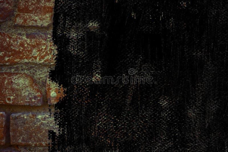 Σύσταση τουβλότοιχος Grunge, υπόβαθρο τσιμέντου για τον ιστοχώρο ή κινητές συσκευές στοκ εικόνες