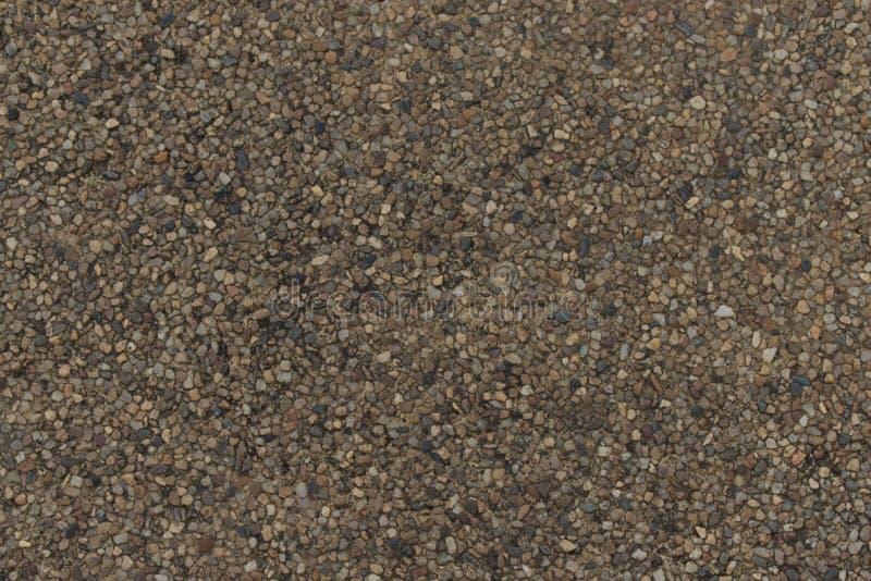 Σύσταση του δαπέδου ψαμμίτη, sandwash χαλίκι στο πάτωμα στοκ φωτογραφία με δικαίωμα ελεύθερης χρήσης