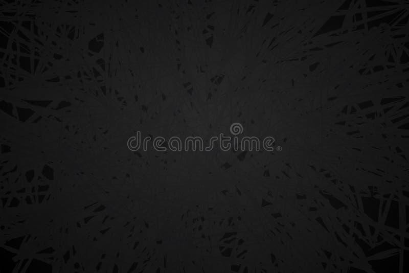 Σύσταση του μαύρου πίνακα κιμωλίας διανυσματική απεικόνιση