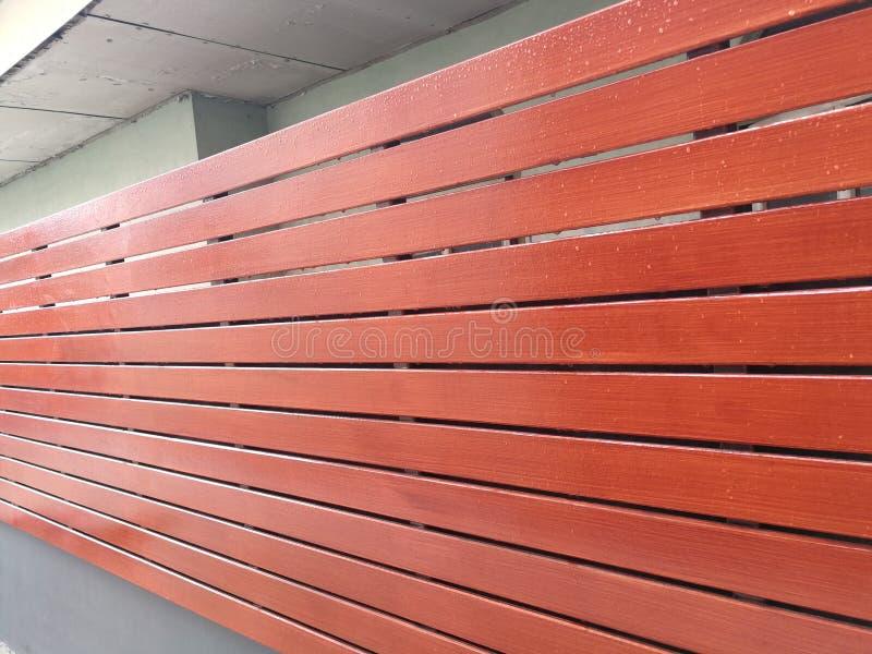 Σύσταση του ξύλινου υποβάθρου τοίχων πηχακιών στοκ φωτογραφία