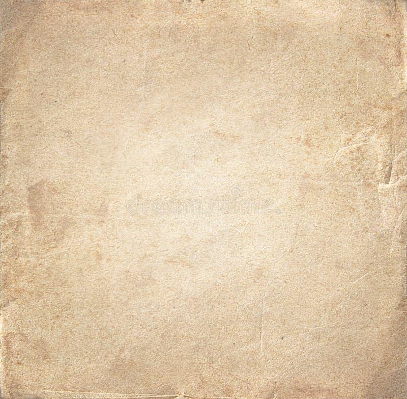Σύσταση του παλαιού εγγράφου στοκ εικόνες