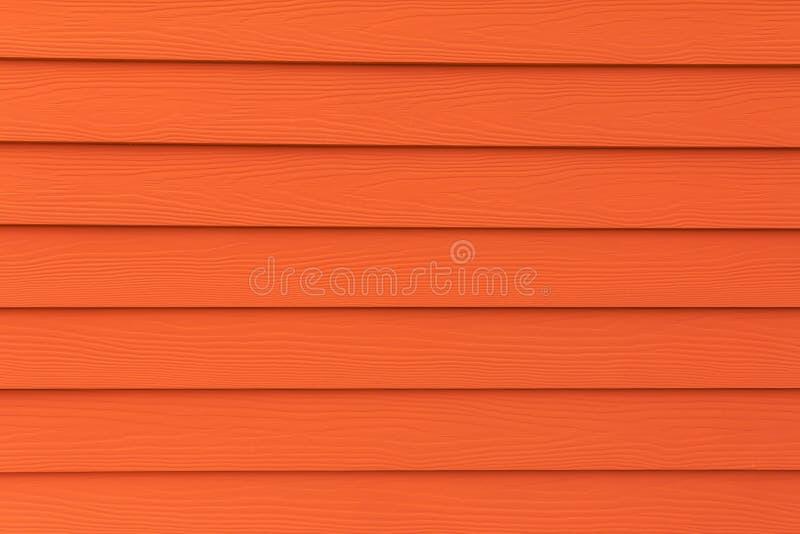 Σύσταση του πορτοκαλιού τεχνητού ξύλου στοκ φωτογραφίες με δικαίωμα ελεύθερης χρήσης