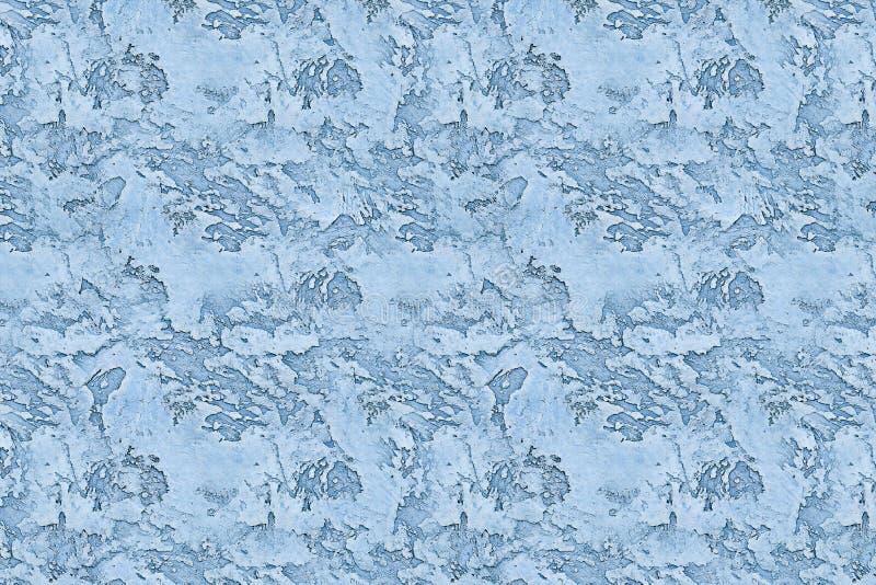 Σύσταση του τοίχου με ένα μπλε κατασκευασμένο ασβεστοκονίαμα στοκ φωτογραφία