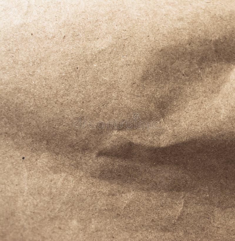 Σύσταση του τσαλακωμένου εγγράφου τεχνών στοκ εικόνες με δικαίωμα ελεύθερης χρήσης