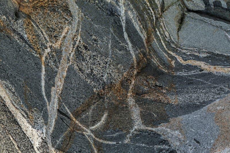 Σύσταση των απότομων βράχων πετρών Όμορφο χειμερινό τοπίο στη λίμνη Baikal στοκ φωτογραφία