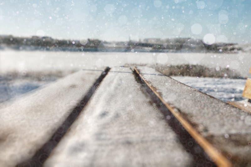Σύσταση των κρυστάλλων παγετού στοκ φωτογραφίες