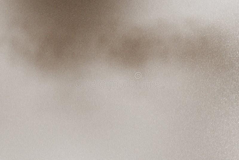 Σύσταση των λεκέδων ρύπου και λάσπης στο ανοξείδωτο, αφηρημένο υπόβαθρο στοκ εικόνα με δικαίωμα ελεύθερης χρήσης