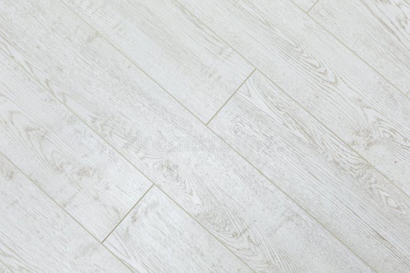 Σύσταση των λευκών πινάκων στο πάτωμα στοκ φωτογραφία