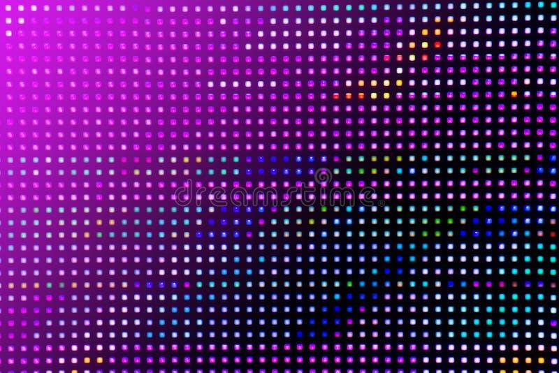 Σύσταση υποβάθρου τέχνης δυσλειτουργίας cyberpunk Ψηφιακή οθόνη δοκιμής Αισθητική έννοια της δεκαετίας του '80 στοκ εικόνες με δικαίωμα ελεύθερης χρήσης