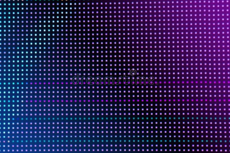 Σύσταση υποβάθρου τέχνης δυσλειτουργίας cyberpunk Ψηφιακή οθόνη δοκιμής Αισθητική έννοια της δεκαετίας του '80 στοκ εικόνα