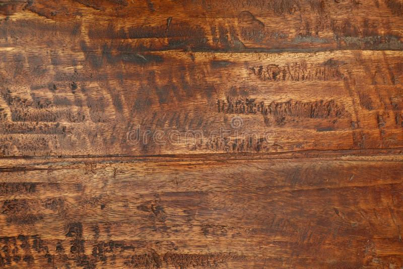 Σύσταση υποβάθρου Grunge καφετί woodgrain στοκ εικόνες