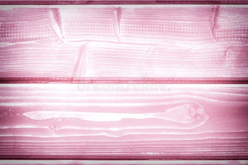 σύσταση Υπόβαθρο Φωτογραφία ενός ρόδινου ξύλινου πίνακα Ρόδινο ξύλινο τ στοκ φωτογραφία με δικαίωμα ελεύθερης χρήσης